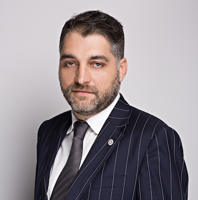 Claudiu Florea, Partner, Ciucan and Associates